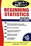 Theory and Problems of Beginning Statistics, Larry J. Stephens, 0071459324
