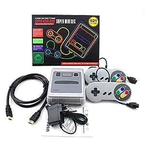 Hdmi Super Mini Sfc Tv Oyun Atarisi - 621 Oyunlu Retro Super Mario Bros Geri Döndü