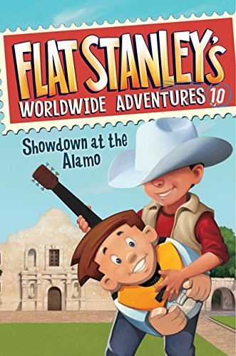 Download Flat Stanley's Worldwide Adventures #10: Showdown at the Alamo pdf