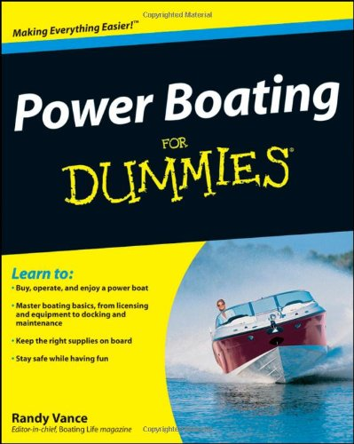Cheap price Power Boating For Dummies