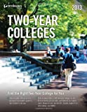 Two-Year Colleges 2013, Peterson's, 0768936101