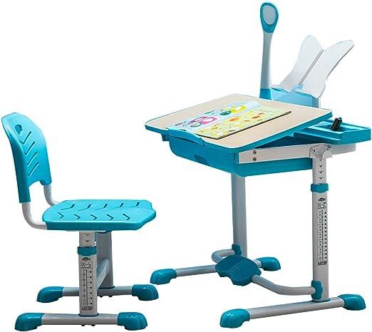 MEIDUO Mesas de centro Estación de trabajo infantil ajustable en ...