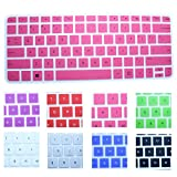 hp 2000 keyboard cover - AutoLive Semi-Transparesnt Ultra Thin Soft Silicone Gel Keyboard Protector Skin Cover for HP Spectre x360 13.3-inch Laptop & Spectre XT 13.3