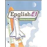 English, Writing and Grammar, Student Worktext Grade 4