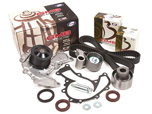 Evergreen TBK221WP 93-97 Honda Acura Isuzu Rodeo Trooper 3.2L 6VD1 SOHC Timing Belt Kit GMB Water (Isuzu Trooper Water Pump)