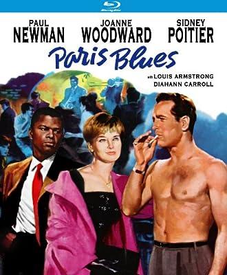 Paris Blues 1961 Edizione: Stati Uniti USA Blu-ray: Amazon.es ...