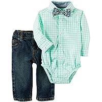 Carter's Baby Boys' 3-Piece Dress Me Up Set