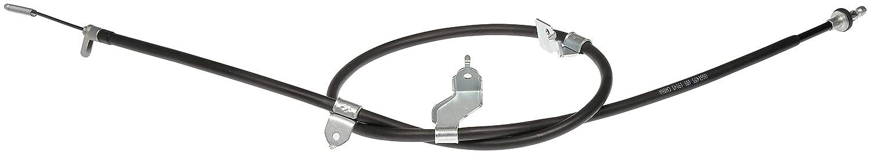 Dorman C661455 Rear Passenger Side Parking Brake Cable for Select Nissan Models