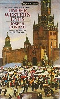 Book Under Western Eyes (Signet classics) by Joseph Conrad (1987-09-01)