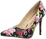 Penny Loves Kenny Women's Opus Metf Pump, Black Floral Metallic, 11 Medium US