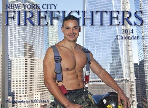 2014 New York City Firefighters Calendar 2014 New York City