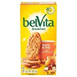Belvita Breakfast Biscuits Honey and Nuts, 6 portions x 50g