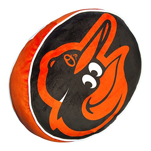 Northwest Baltimore Orioles MLB 15in Cloud Travel Pillow