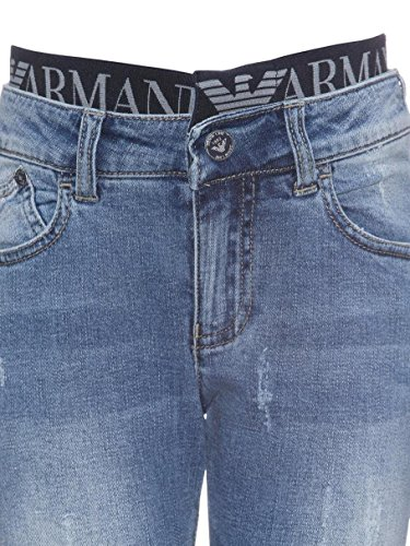 more photos 65bfd 219ba Armani Junior - Jeans - Ragazzo: Amazon.it: Abbigliamento
