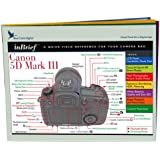 Blue Crane Digital InBrief Laminated Reference Card for Canon 5D Mark III  (zBC543)