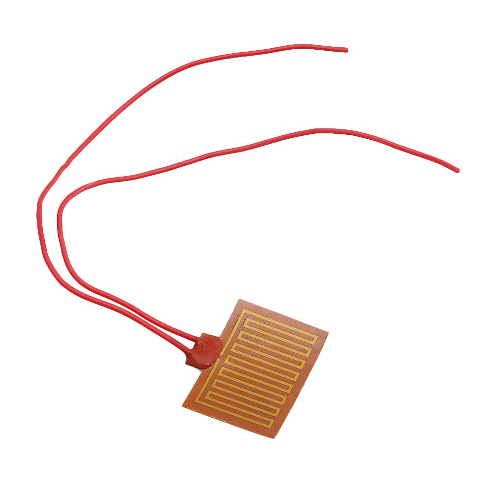 Yibuy 30x40mm 5V 1W Flexible Plastic Heater Plate for Beauty Equipment by Yibuy (Image #1)