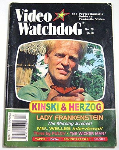 Video Watchdog #78 (December, 2001) pdf