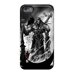 Scratch Protection Hard Cell-phone Case For Iphone 6 (pUw14117IblZ) Custom Lifelike Avenged Sevenfold Pictures