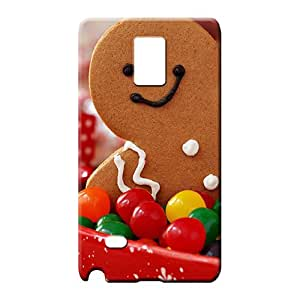 samsung note 4 Hybrid Top Quality Fashionable Design mobile phone case christmas sweets