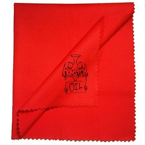 Monster Oil - Brass Polishing Cloth