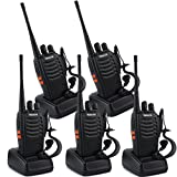 Retevis H-777 Two Way Radio UHF 400-470MHz 16CH Review and Comparison