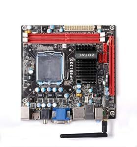 Zotac GeForce GF9300-I-E - Placa base Intel (zócalo LGA775, memoria DDR2)