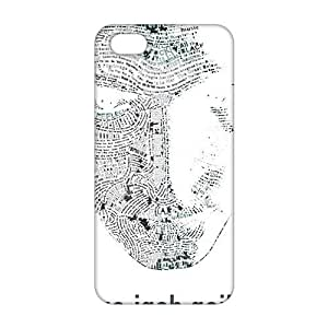 3D Cool Fashion Creative For Iphone 5/5S Phone Case Cover