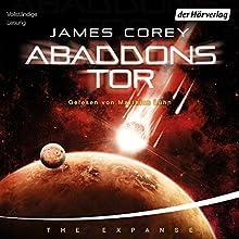 Abaddons Tor (The Expanse-Serie 3) Hörbuch von James Corey, Jürgen Langowski Gesprochen von: Matthias Lühn