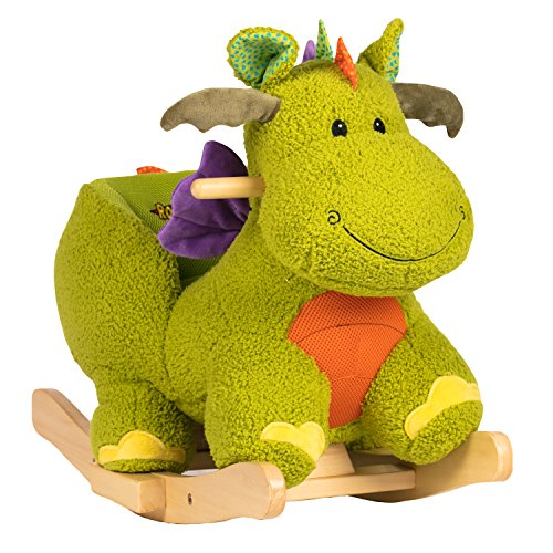 - Rockin' Rider Doodle The Dragon Baby Rocker