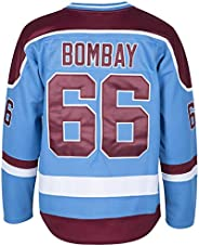 MOLPE Bombay 66 Ducks Waves Jersey S-XXXL Blue, 90S Hip Hop Clothing for Party, Stitched Letters and Numbers