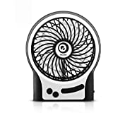 Cooling Fan for Desktop Notebook Portable Rechargeable Multifutinal USB4 Inch Laptop