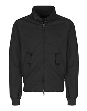 Baracuta G9 Lightweight Stretch Nylon Jacket XX Large Black