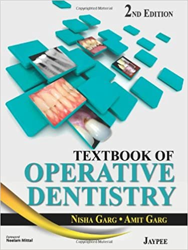 Book Textbook of Operative Dentistry