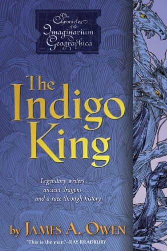 The Indigo King (3) (Chronicles of the Imaginarium Geographica, The) from Simon & Schuster Books for Young Readers