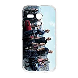 Furious 7 SANDY7038903 Phone Back Case Customized Art Print Design Hard Shell Protection Motorola G