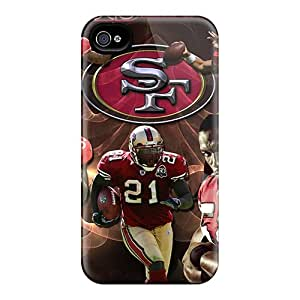 Cute High Quality Iphone 4/4s San Francisco 49ers Cases