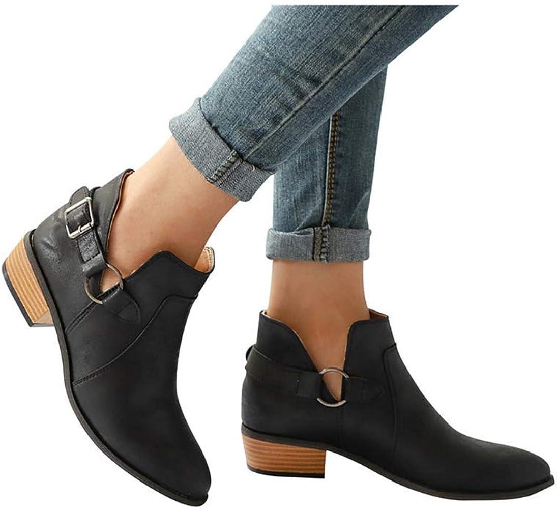 Hemlock Women Autumn Boots Flat Ankle