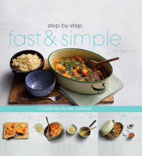 Fast and Simple Step By Step (Love Food) pdf epub