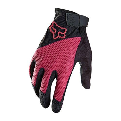 Fox Racing Reflex Gel Gloves - Women's Plum, (Reflex Full Finger Gel)