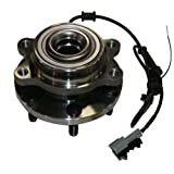 #5: GMB 799-0304 Wheel Bearing Hub Assembly