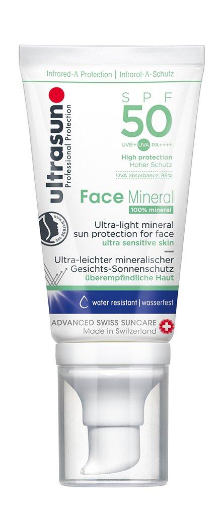 Ultrasun Face Mineral SPF3040ML U47260