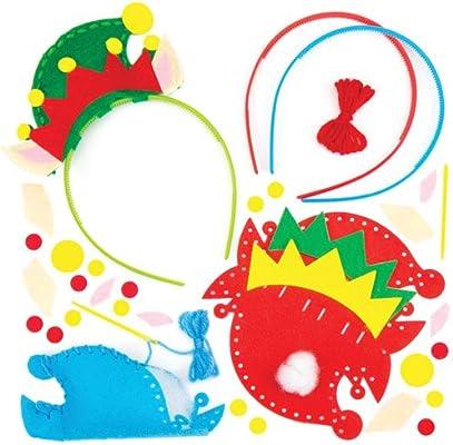 Kopfschmuck Nähsets Elf Für Kinder Zum Basteln Verzieren