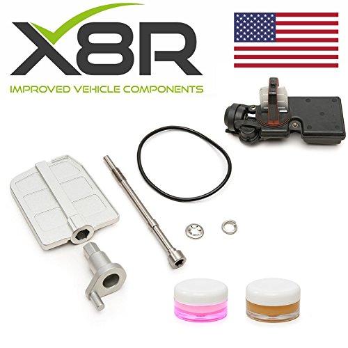 X8R DISA VALVE UNIT FLAP PLATE REPAIR KIT APPLICABLE TO BMW DISA UNIT M54 2.5L ENGINE E36 E39 E46 E60 E83 E85