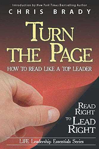 Turn the Page: Read Right to Lead Right by Obstacles Press