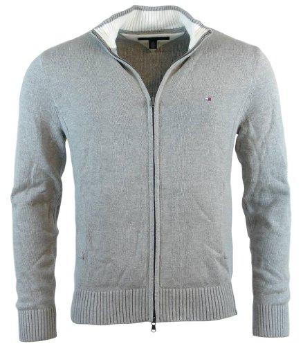 Tommy Hilfiger Full Zip Cardigan Sweater