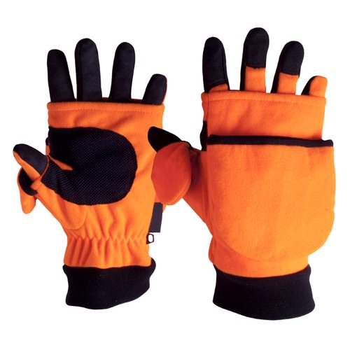 ArcticShield System Lightweight Gloves, Blaze Orange with Magnets - X-Large by ArcticShield