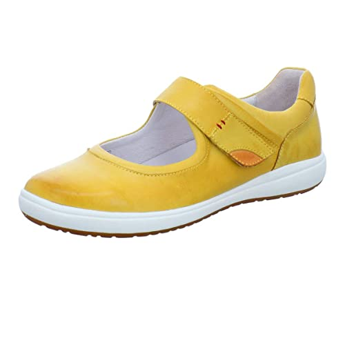 speziell für Schuh überlegene Leistung neu authentisch Josef Seibel Damen Ballerinas Caren 05 67705133/800 gelb ...