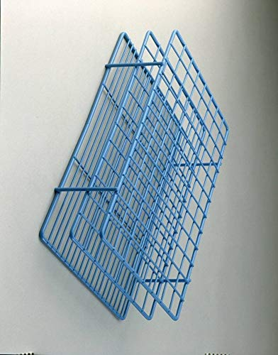 POXYGRID,RACK,WIRE,TEST TUBE,BLUE, 16-17MM,96 PLACES ()