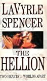Front cover for the book The Hellion by LaVyrle Spencer
