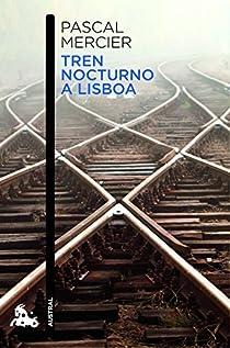 Tren nocturno a Lisboa par Mercier